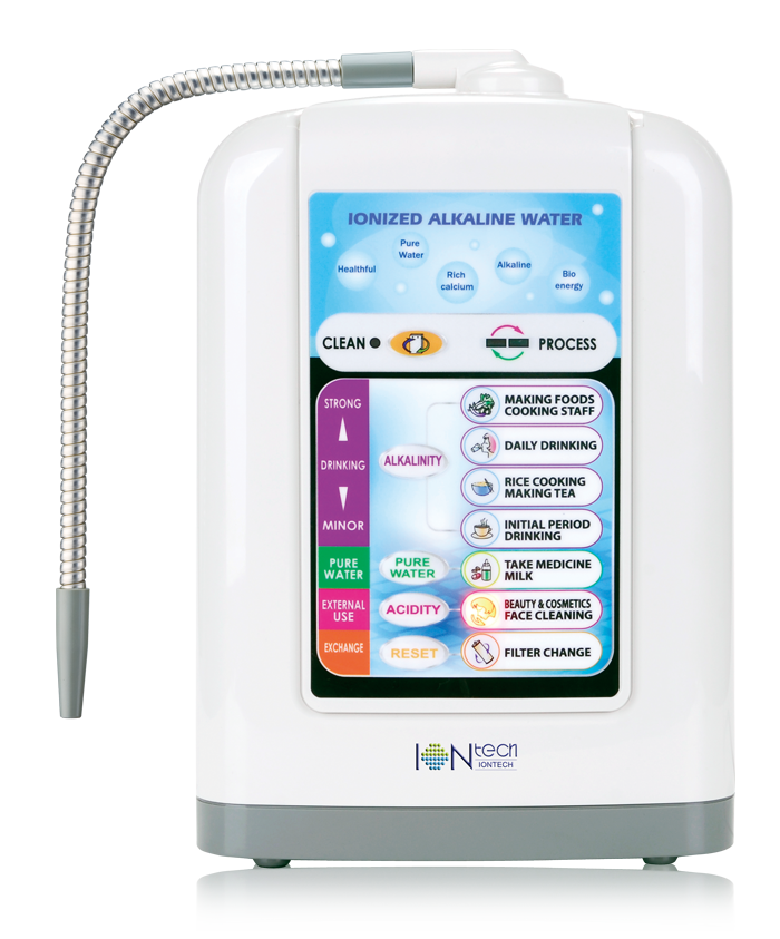 Iontech Alkaline Water Ionizers (Basic IT-330/IT-530) Image