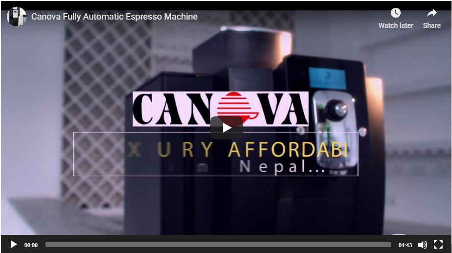 Canova Coffeemachines
